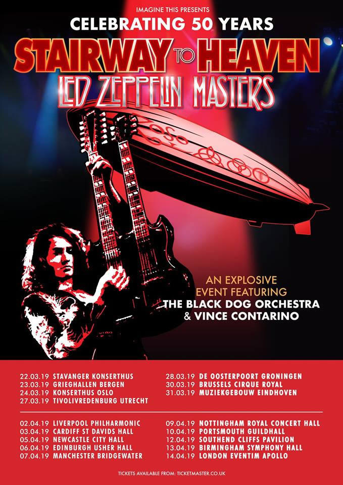 Twilight Concert Series - Led Zeppling Tribute Band